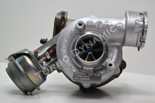 MDX460 Stage 2 Hybrid Turbo For Audi A4 (B6)