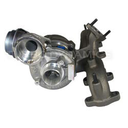 MD345 Stage 1 Hybrid Turbo For Audi A3 (8L)