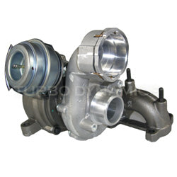 MD505 Stage 2 Hybrid Turbo For Audi A3 (8L)
