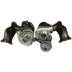 MD528 + MD529 Stage 1 Hybrid Turbo For BMW 3-Series (E91)