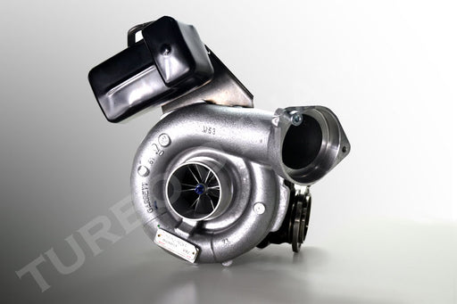 MDX560 Stage 1 Hybrid Turbo For BMW 3-Series (E91)