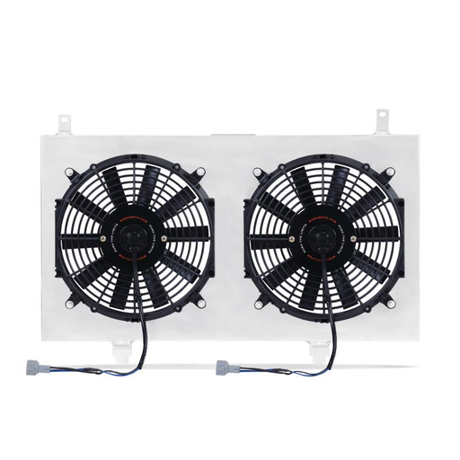 Mishimoto Performance Aluminum Fan Shroud Kit for Nissan 350Z