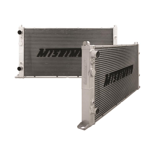 Mishimoto Performance Aluminum Dual Pass Radiator Manual for Volkswagen Golf (MK3)