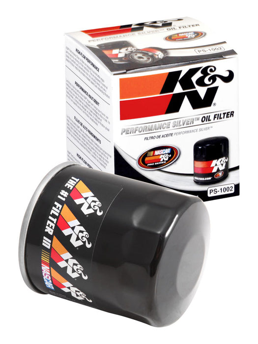 K&N Performance Silver Oil Filter for Toyota Supra (MK4)