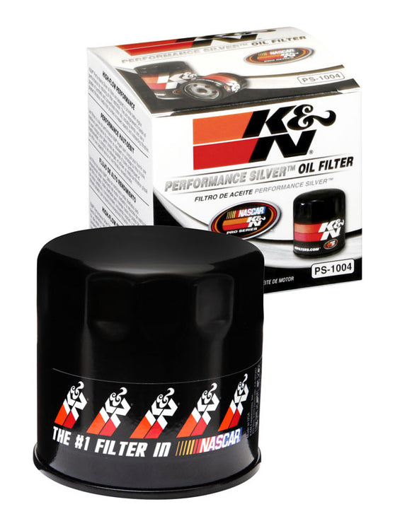 K&N Performance Silver Oil Filter for Mazda RX7 (FC)