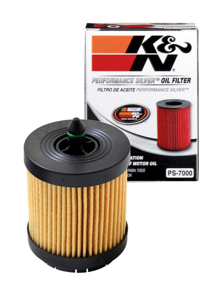 K&N Performance Silver Oil Filter for Alfa Romeo 159
