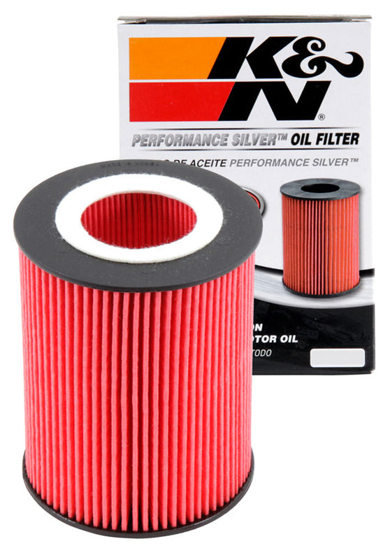 K&N Performance Silver Oil Filter for BMW 3-Series (E91)