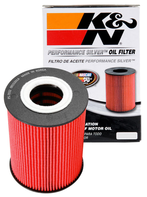 K&N Performance Silver Oil Filter for BMW M5 (E60)
