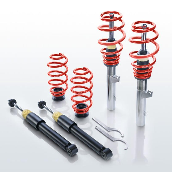 Eibach Pro-Street S Adjustable Coilovers for BMW 1-Series (E88)