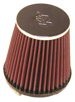 K&N Replacement Air Filter for BMW 1-Series (E81)