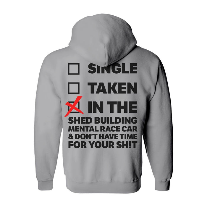 In The Shed Hoodie