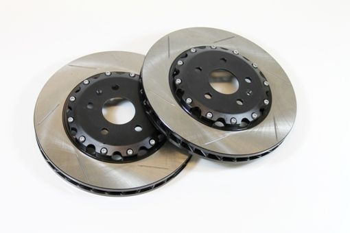 FORGE Brake Discs for Volkswagen Golf (MK6)