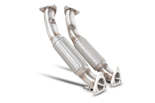 Scorpion Twin de-cat section for Volkswagen Golf R32 (MK5)