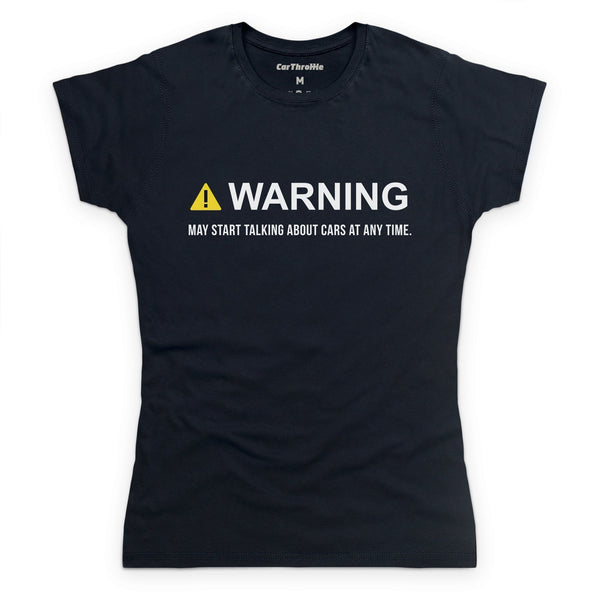 Talking Warning T-Shirt