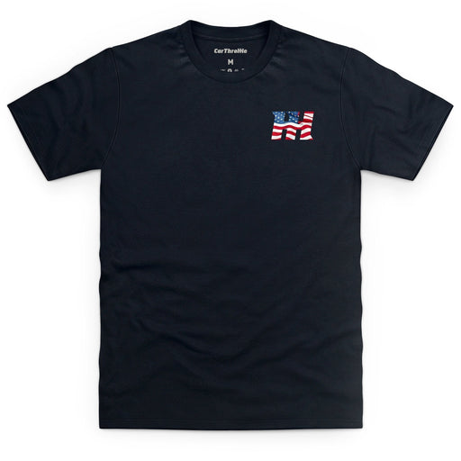 America CT Gate Left Chest T-Shirt