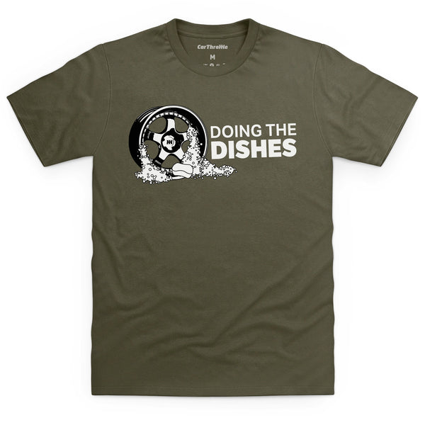 Doing The Dishes T-Shirt