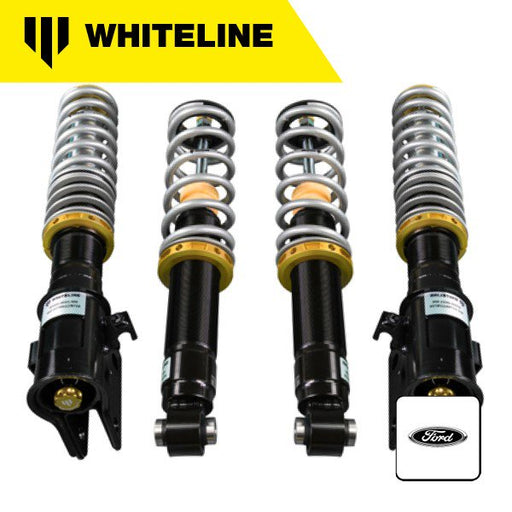 Whiteline Coilovers for Ford Mustang (MK6)