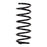Bilstein B3 Front Spring for BMW 1-Series (E81)