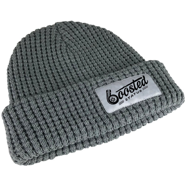 Boosted Status Beanie - Gray