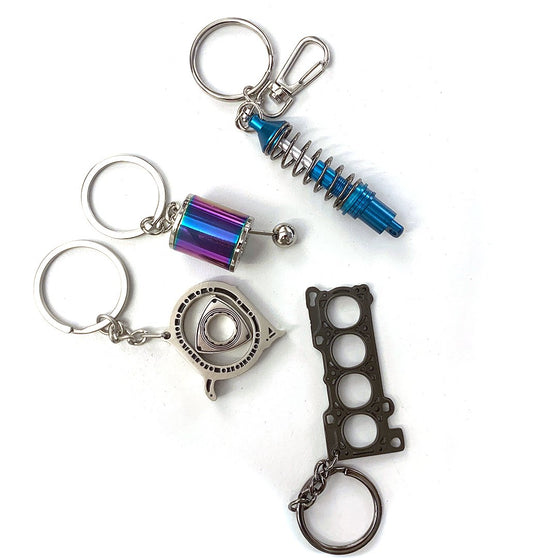 Car Part Keychain Bundle