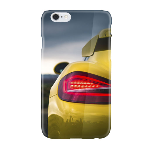 Porsche Cayman GT4 Tail Lights Phone Case