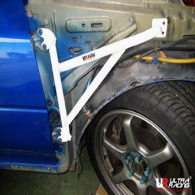 Ultra Racing Fender Bars for Subaru Impreza (GC)