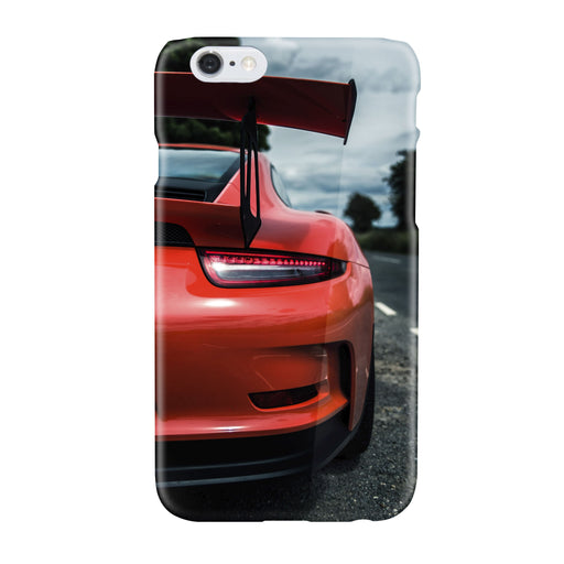 Porsche 911 GT3 Tail Lights Phone Case