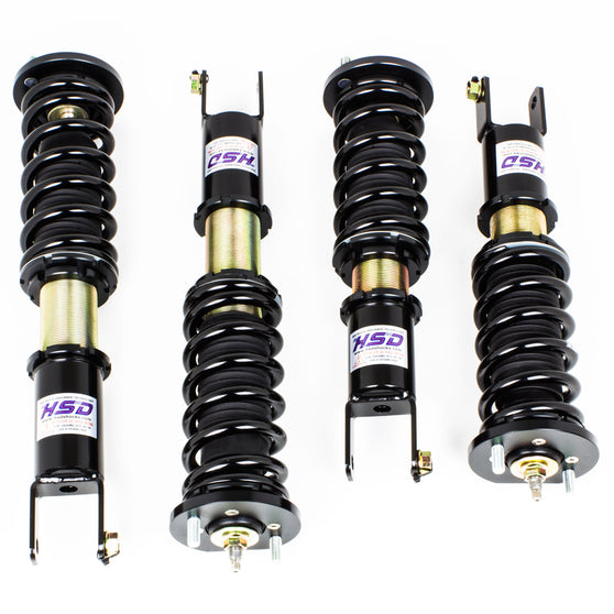 HSD DualTech Coilovers for Honda S2000