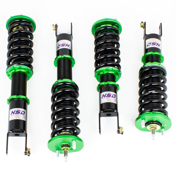HSD MonoPro Coilovers for Honda S2000