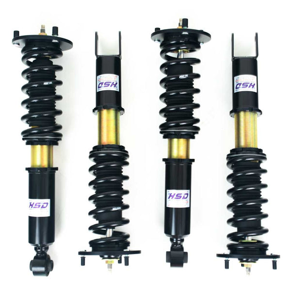 HSD DualTech Coilovers for Lexus GS300 (JZS147)