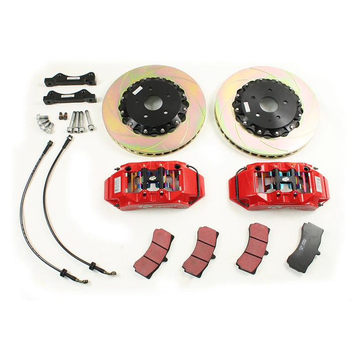 K-Sport Front Big Brake Kit for Honda Civic Type R (EP3)
