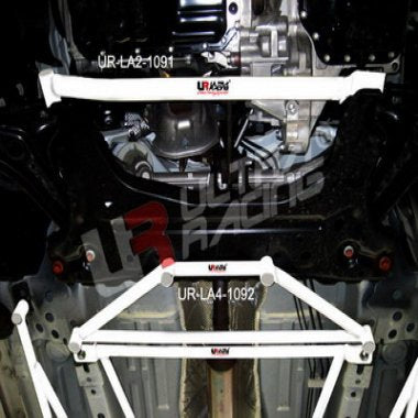 Ultra Racing Front Lower Brace for Ford Fiesta (MK7)