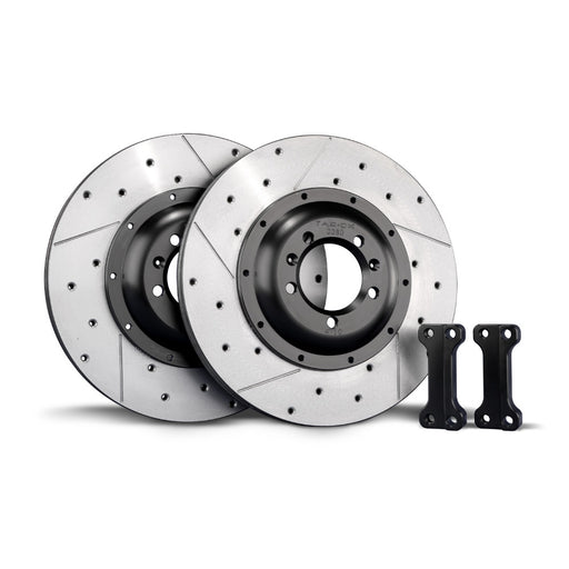 TAROX Rear Rear Disc Upgrade Brake Kit for Audi A3 (8L)