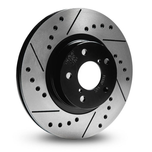 TAROX Front Solid Sport Japan Brake Discs for Renault Clio (MK2)