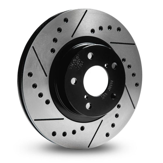 TAROX Front Solid Sport Japan Brake Discs for Renault Clio (MK1)