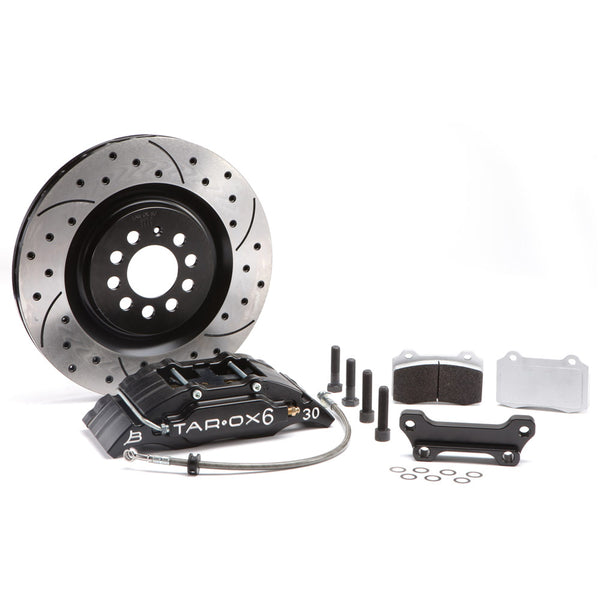 TAROX Front Sport Compact Brake Kit for Honda Civic Type R (FN2)
