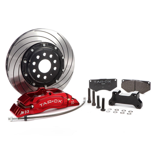 TAROX Front Sport Brake Kit for Vauxhall Corsa (C)