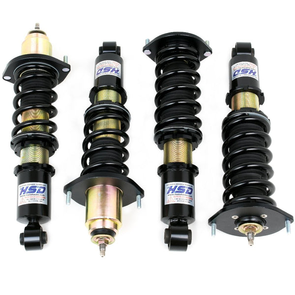 HSD DualTech Coilovers for Mazda MX-5 (MK2)