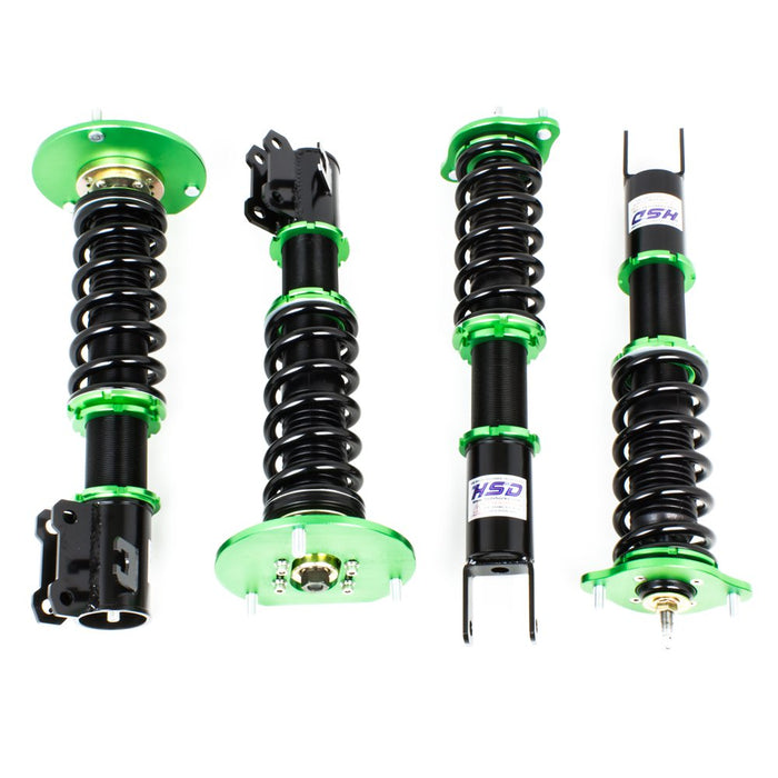 HSD MonoPro Coilovers for Mitsubishi Lancer Evo 5