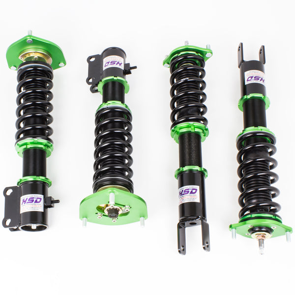 HSD MonoPro Coilovers for Mitsubishi Lancer Evo 7