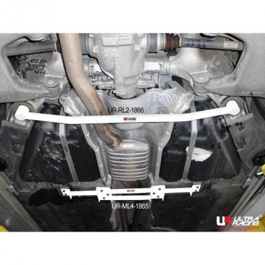 Ultra Racing Mid Lower Brace for BMW 5-Series (F10)