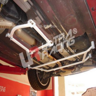 Ultra Racing Mid Lower Brace for Mazda RX8