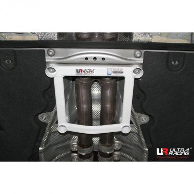 Ultra Racing Mid Lower Brace for Audi S6 (C7)