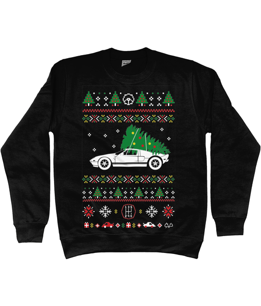 Ford GT40 Christmas Jumper