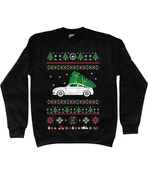 Audi TT Christmas Jumper
