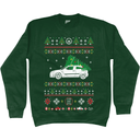 Ford Focus RS ST Christmas Jumper