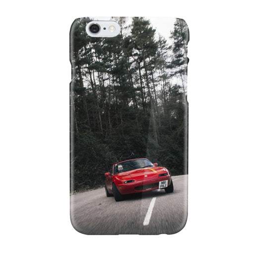 Phil Mazda MX-5 Miata Phone Case
