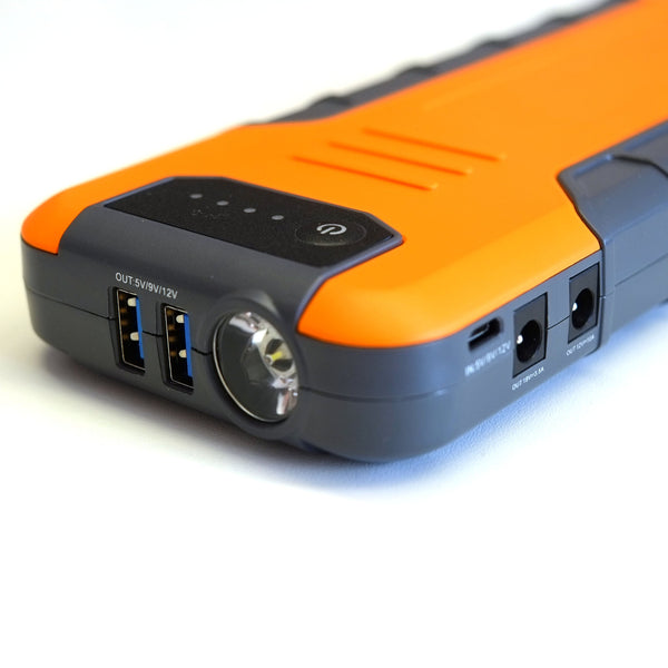 Portable Jump Starter Battery Pack 800A 18000mAh
