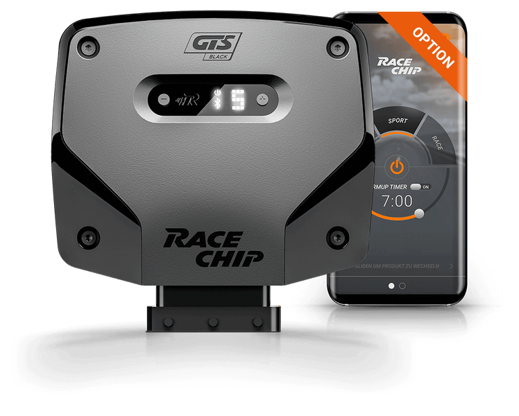 RaceChip GTS Black Tuning Box With App Control for Jaguar F-Type