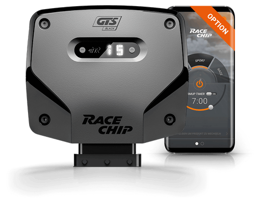RaceChip GTS Black Tuning Box With App Control for Audi A1 (8X)